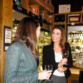 Discussing wine in Cheese!