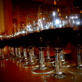 Tasting time...line up the reds
