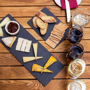 Cheese & Wine Tastings