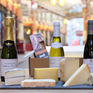 Virtual Cheese & Wine Tastings for Corporate Clients