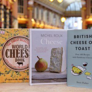 Food, Wine & Cheese Books